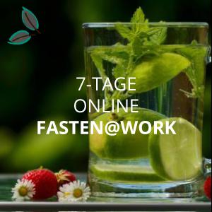 Produktbild 7-Tage Online Fasten@Work
