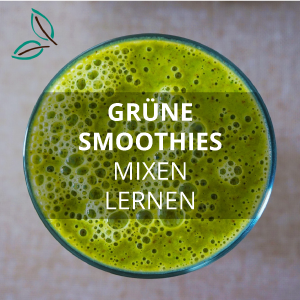 Produktbild Grüne Smoothies mixen lernen
