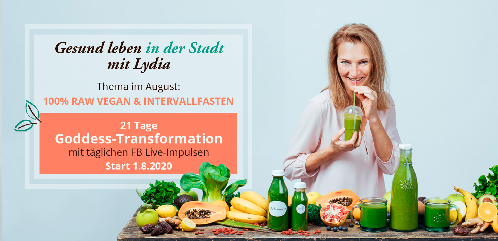 21 Tage Goddess-Transformationmit täglichen FB Live-Impulsen Start 1.8.2020