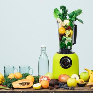 Bianco di puro-Mixer für Grüne Smoothies - Lebenswert