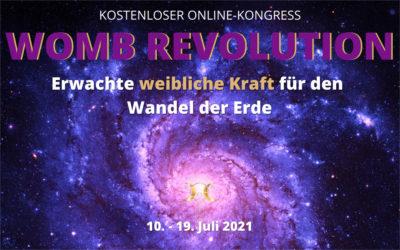 WOMB REVOLUTION – Online-Kongress