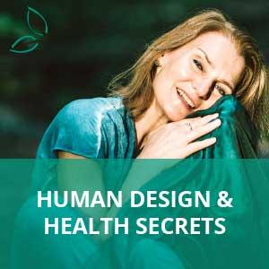 Human Design & Health Secrets Lydia Fillbach